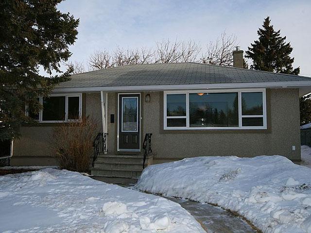 Nw Calgary Bungalow Renovation